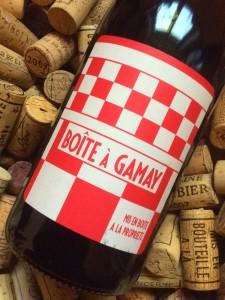 En vin, hvor producenten har fortalt mig, at et redesign af etiketten havde stor indflydelse på, hvor let det var at sælge vinen.